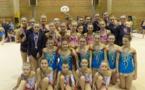 Gr: Pluie de médailles pour l'AMGA
