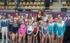 7 qualifiés pour les championnats de France à Belfort de Trampoline.