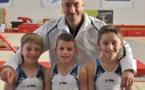 1 équipe GAM qualifiée pour les Championnats de France à St Etienne