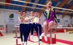 Champions Académiques de Gymnastique Artistique