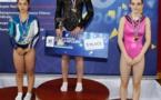 ELIA SACRIAS, CHAMPIONNE DE FRANCE ESPOIR