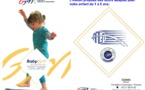 Baby gym et Eveil gymnique à l'AMGA
