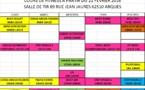 Mise à jour: reprise des cours de Fitness dès le 22 février 2016
